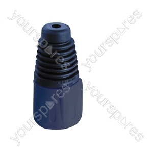 Neutrik BSX XLR Back Boot - Colour Black