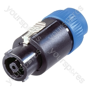Neutrik NL8FC 8 Pole Speakon Cable Connector