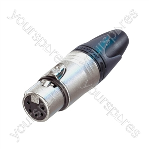 Neutrik NC5FXX 5 Female 5 Pin XLR Line Connector