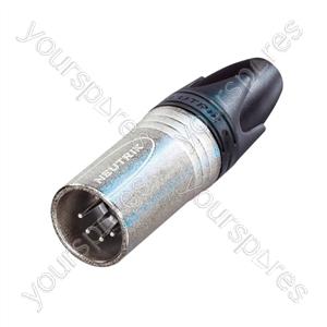 Neutrik NC5MXX 5 Pin XLR Line Plug Connector