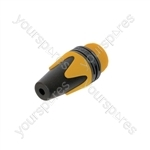 Neutrik Coloured Bushing for XX Series - Colour Yellow