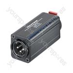 Neutrik NA2M-J-TX 3 Pole Male XLR to Jack Plug Miniature Transformer Balancing Adaptor