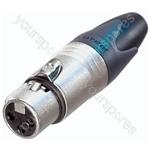 Neutrik NC3FXXD Female 3 Pin XLR Line Socket