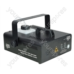 NJD 400W Fog Machine with Red/Green Diffraction Laser Lighting Effect