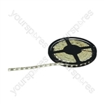 NJD White Tape Light Reel 5m - Colour Cool White (6500K)