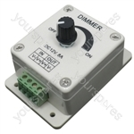 12 V Dimmer for Single Colour Tape