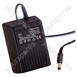 13.8Vdc 100mA Charger To Charge 10x AA NI-CAD Batteries.  Boxed