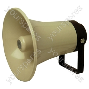 Eagle Rectangular Horn Speaker With Adjustable Bracket - Power RMS  25