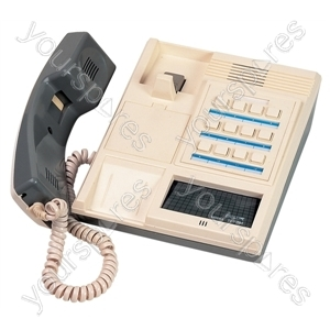 TI12M 12 Station All Master Handset Intercom