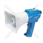 Eagle 2 W Portable Megaphone with Record Function and Sound Effects