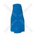 RJ45 Rubber Boot - Colour Blue