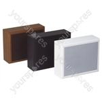 Eagle 100 V Line High Wood Wall Speaker 4W - Colour Black