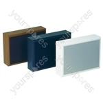 Eagle 100 V Line High Wood Wall Speaker 8W - Colour Teak