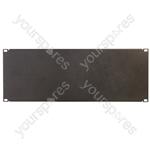 "Eagle 19"" Steel Blank Panel - Size 4U"