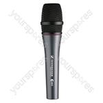 Sennheiser 'e 865' Professional Super-Cardioid Vocal Microphone