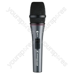 Sennheiser 'e 865s' Professional, Switched, Super-Cardioid Vocal Microphone