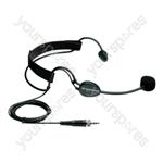 Sennheiser 'ME 3-EW' Super-Cardioid Electret Condenser Headworn Microphone