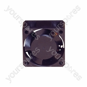 12 V DC Axial Flow Fan - Size 10x40x40mm