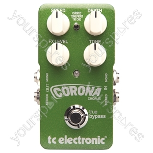 tc electronic Corona Chorus Flexible SCF & Tri-Chorus Stompbox