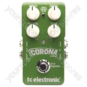 tc electronic Corona Chorus Flexible SCF & Tri-Chorus Stompbox