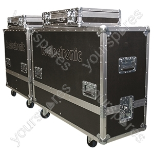 tc electronic Flight Case for the RS212 x2