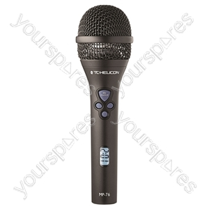 TC HELICON MP-76 Modern Performance Vocal Microphone