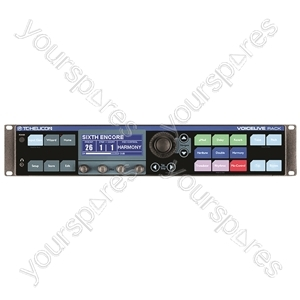 TC HELICON VoiceLive Rack - Total Vocal Control