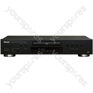 TEAC CD-P650 CD Player with USB and iPod Digital Interface