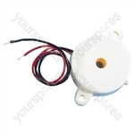 Super Thin Piezo Buzzer