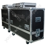 tc electronic Flight Case for the RS210 + RS212