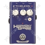 TC HELICON Harmony Stompbox