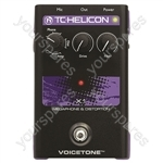 TC HELICON Voicetone X1 - Megaphone & Distortion Stompbox