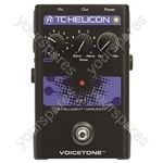 TC HELICON Voicetone H1 - Intelligent Harmony Stompbox