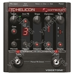 TC HELICON - Voicetone Correct XT - Adaptive Tone, Correction, Anti-Feedback Stompbox