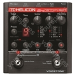 TC HELICON Voicetone Harmony-G XT - Vocal Harmony and Effects for Guitars