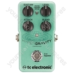 tc electronic HyperGravity Compressor - TonePrint Enabled Multiband Compressor