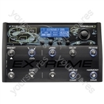 TC HELICON Voicelive 3 Extreme - Vocal FX & Guitar FX & Multi Looper - With FX Automation & Backing Tracks