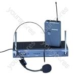 Trantec S4.4A-EA-UK UHF Headset System