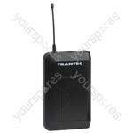 Trantec S4.04-BTX-EBWD5 Beltpack Transmitter (no microphone supplied)