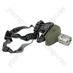 Union Multifunction LED Head Torch
