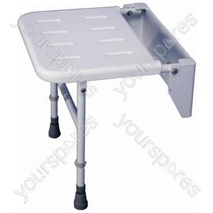Solo Standard Aluminium Shower Seat