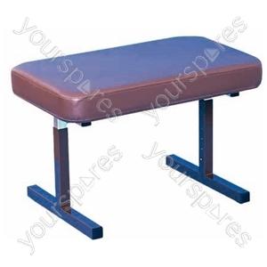 Beaumont Leg Rest - Configuration Without Castors
