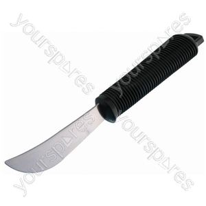 Soft Grip Rocker Knife