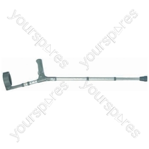 PVC Wedge handle Elbow Crutch