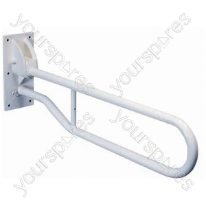 Solo Hinged Arm Support - Size 600mm