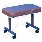 Beaumont Leg Rest - Configuration With Castors