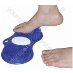 Foot Cleaner with pumice