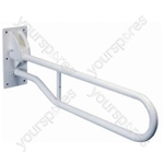 Solo Hinged Arm Support - Size 650mm