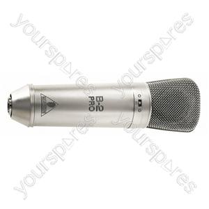 Behringer B2-Pro Studio Condenser Microphone