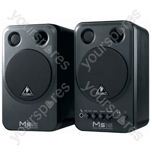 Behringer MS16 Active Monitor Speakers